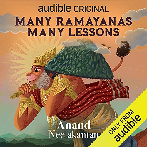 Many Ramayanas, Many Lessons cover art