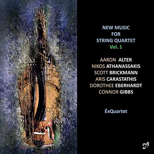 New Music for String Quartet, Vol. 1