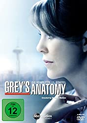 Grey's Anatomy – Staffel 11 (DVD)