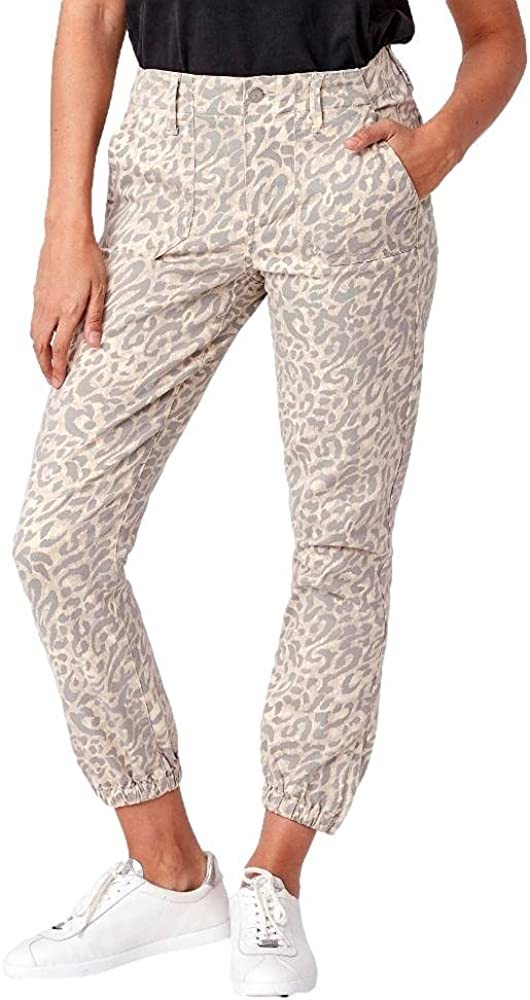 In a popularity PAIGE Women's Mayslie Jogger Pants Tortoise Cheetah 25 Challenge the lowest price of Japan ☆ Shell