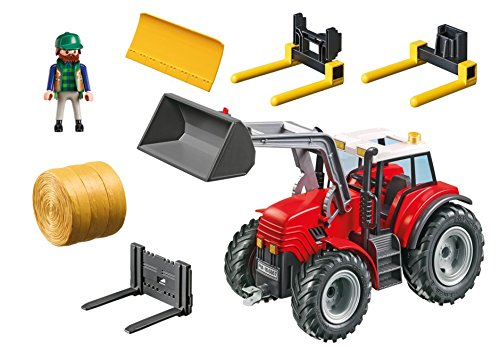 Tractor Playmobil  - Country (6867)