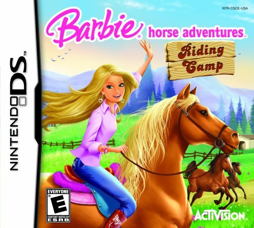 Barbie Horse Adventures: Riding Camp - Nintendo DS by Activision
