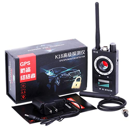 Ontracker 1MHz-6.5GHz K18 Anti RF Detektorkamera drahtlose GSM Bug Detect Listening Gerät