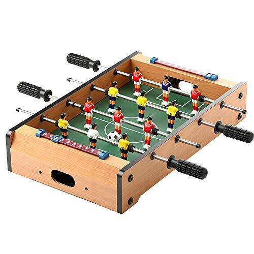 LANGSHI Mini Tischfußball, Innen-Und Outdoor-Freizeit-Spiel Tischfußball, 51Cm * 31Cm * 9.6Cm,51cm * 31cm * 9.6cm