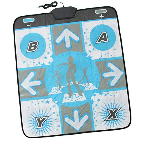 YUHT Alfombrilla de Baile Alfombrilla Antideslizante Alfombra para Nintendo Wii Gamecube Consola...