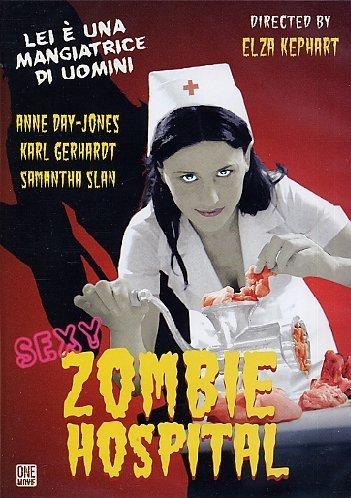 Zombie Hospital - Graveyard Alive [Italian Edition] by anne day-jones