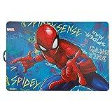Stor Mantel Individual Spiderman Graffiti