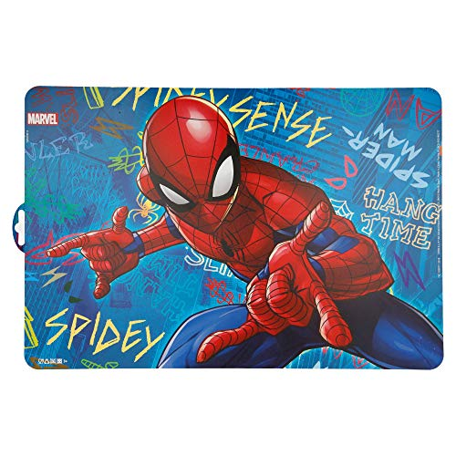 STOR Easy Offset Placemat Spiderman Graffiti Nappe individuelle, Multicolore, Unique