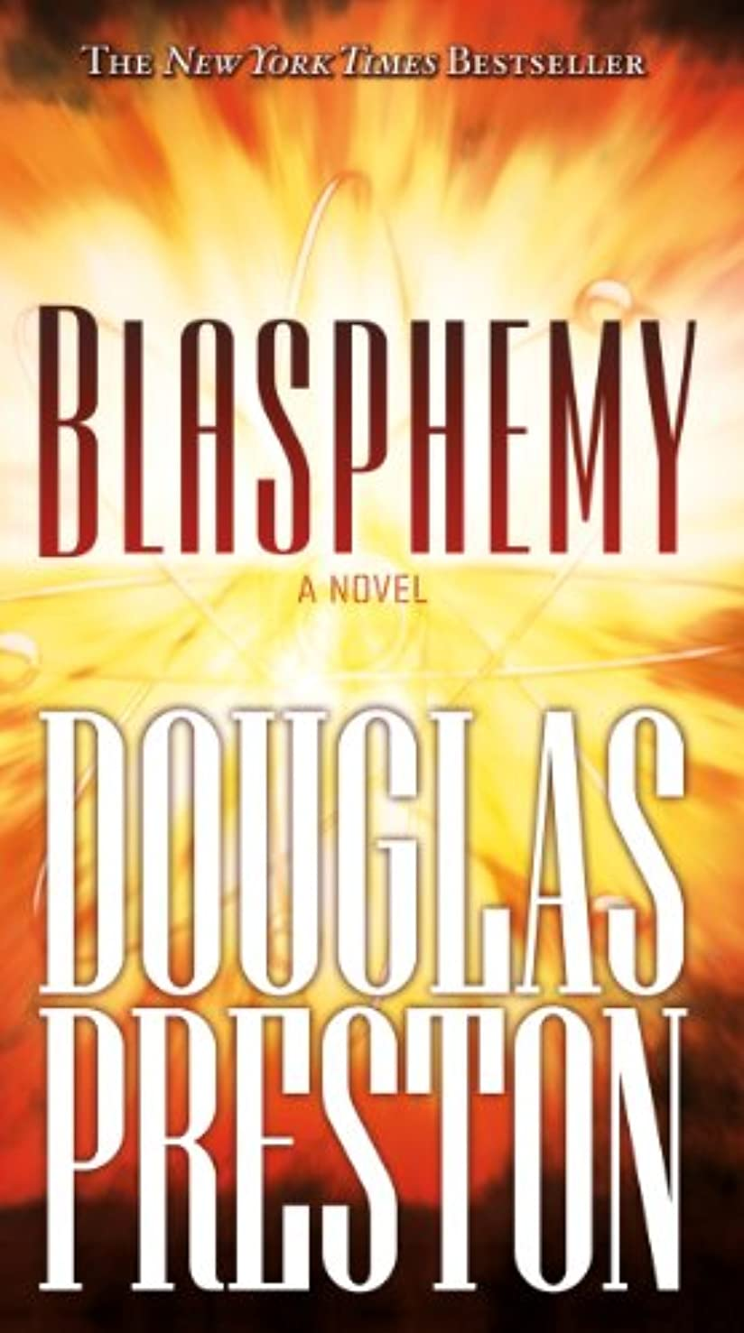 Blasphemy: A Novel (Wyman Ford Series Book 2)