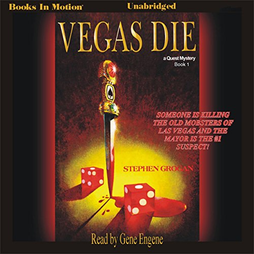 Vegas Die audiobook cover art