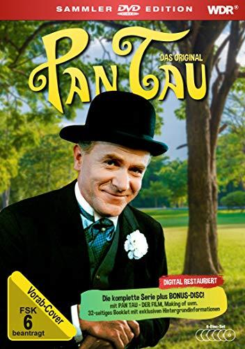 Pan Tau - Die komplette Serie (Sammler - Edition, digital restauriert) [6 DVDs]
