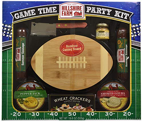 Hillshire Farms Football Gift Party Set