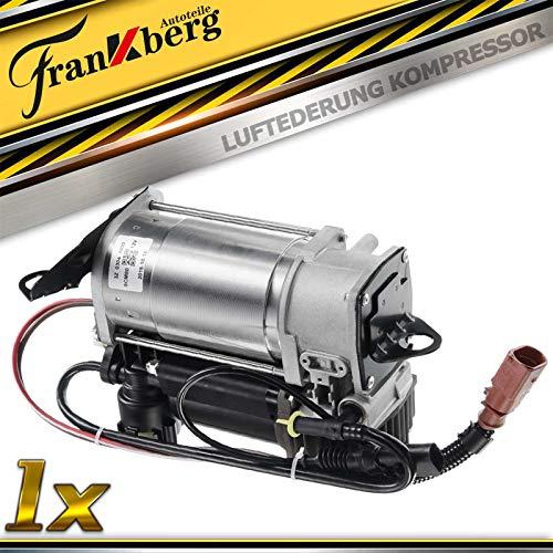Frankberg Luftfederung Kompressor Niveauregulierung für A6 4F2 A6 Allroad 4FH A6 Avant 4F5 C6 2004-2011 4F0616005D