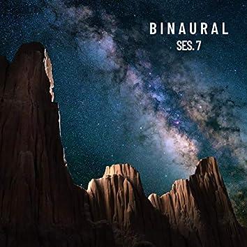 Binaural, Deep Sleep Binaural Beats Session 7