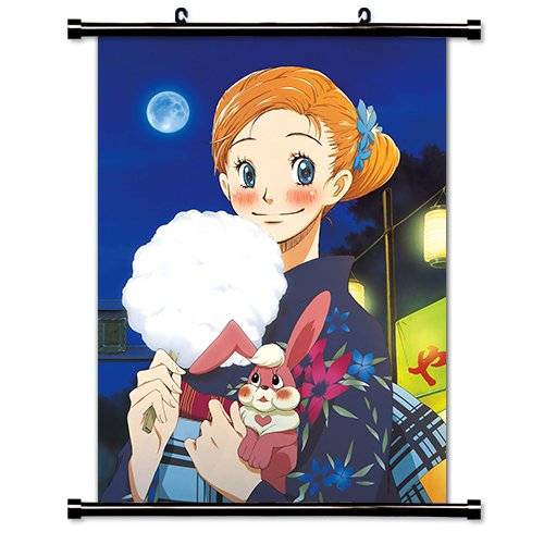 Honey and Clover Anime Fabric Wall Scroll Poster (16' x 22') Inches. [WP]-Honey and Clover-85