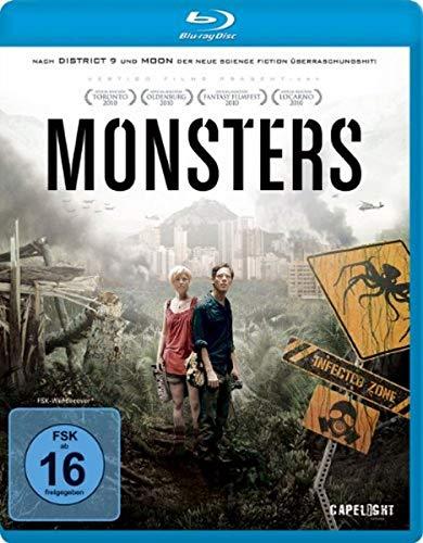 Monsters (Blu-ray)