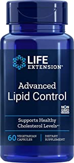 Life Extension Advanced Lipid Control, 60 Vegetarian Capsules