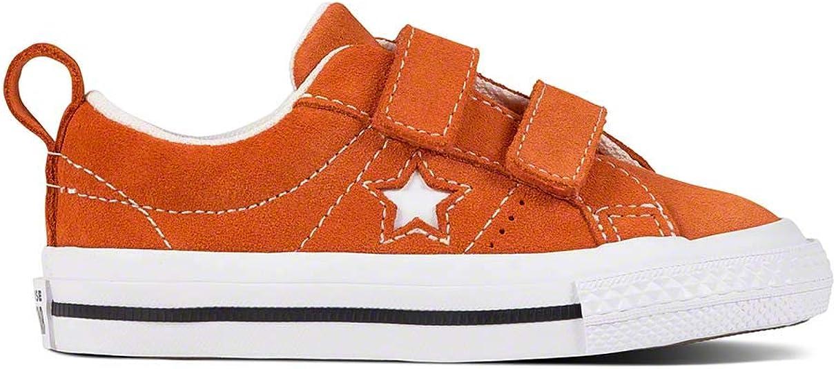 Converse Lifestyle One Star 2v Ox, Pantofole Bambino : Amazon.it ...