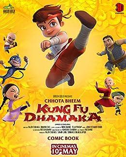Chhota Bheem Kung Fu Dhamaka Movie - SneapPeak Free eBook by [Rajiv Chilaka]