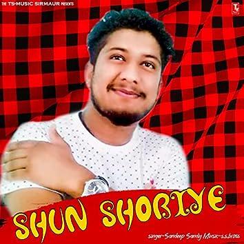 Shun Shoriye