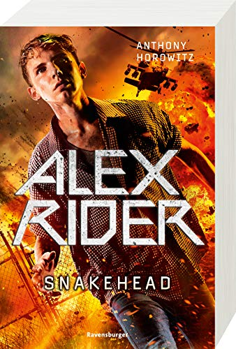 Alex Rider, Band 7: Snakehead (Alex Rider, 7)