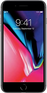 Apple iPhone 8 Plus, GSM Unlocked, 256GB - Space Gray (Refurbished)
