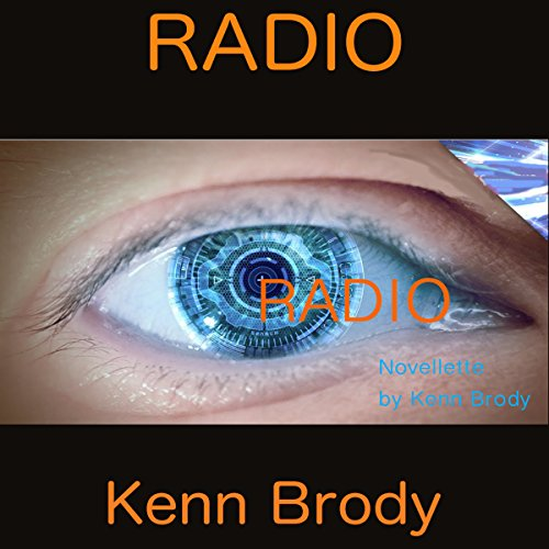Radio audiobook cover art