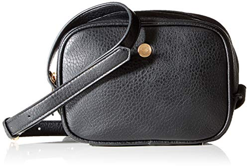 "Roxy Women's All The Feels Purse/Handbag, Anthracite, Dimensions: 3"" (H) x 8"" (W) x 2"" (D) / 8 (H) x 21 (W) x 6 (D) cm"