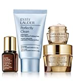 ESTEE LAUDER REVITALIZING SUPREME GLOBAL ANTI AGING CREME SET by Estee Lauder