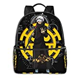 Trafalgar Law Student School Bag School Cycling Leisure Travel Camping Outdoor Backpack