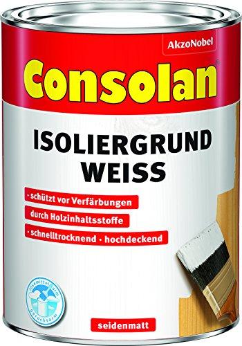 Consolan Isoliergrund weiß (750 ml)