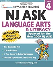 Nj Ask Practice Tests And Online Workbooks: Language Arts Literacy Grade 4, Second Edition: Developed By Expert New Jersey Teachers