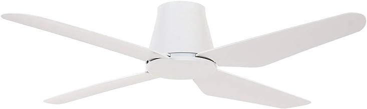Beacon Lucci Air Aria - Plafón ventilador, color mate wit 212999 ...