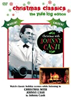Christmas With Johnny Cash / Yule Log [DVD]
