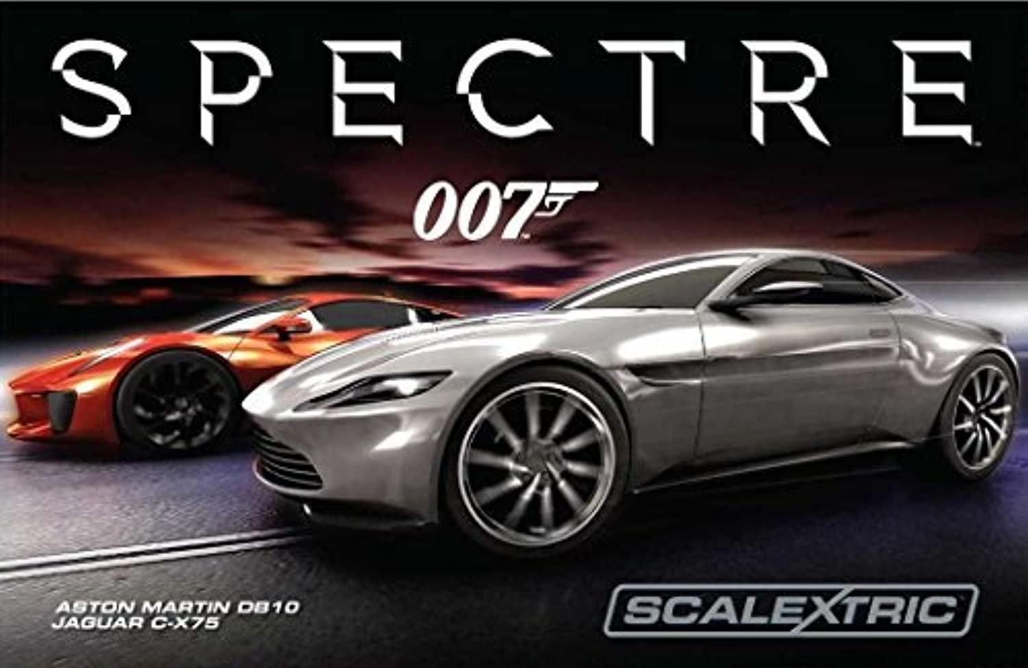 Scalextric 1 32 Scale James Bond Set by Scalextric