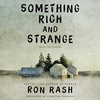 Something Rich and Strange cover art