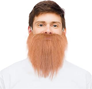 Ginger Character Costume Beard - One Size