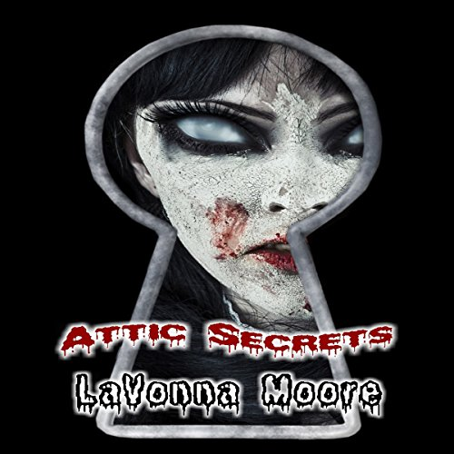 Attic Secrets audiobook cover art