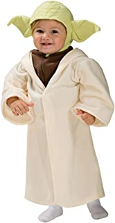 Rubies Star Wars Yoda Romper Child Costume - Toddler 3T-4T