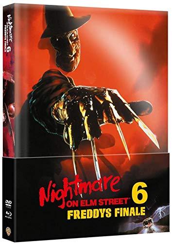 Nightmare on Elm Street 6 - Freddys Finale - Mediabook - Limitierte Special Edition  (+ DVD) [Blu-ray]