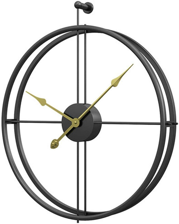 100% garantía genuina de contador Guyuell Reloj De Parojo Silencioso Breve Breve único De De De Los 55Cm Relojes del Diseño Moderno para Los Relojes De Parojo del Reloj De Parojo del Estilo Europeo De La Oficina De La Decoración Casera, B  grandes ahorros