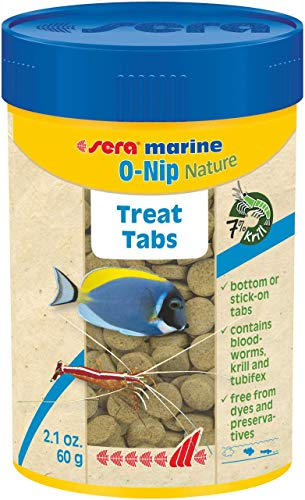 Sera 45010 Marine O-Nip Tabs, One Size