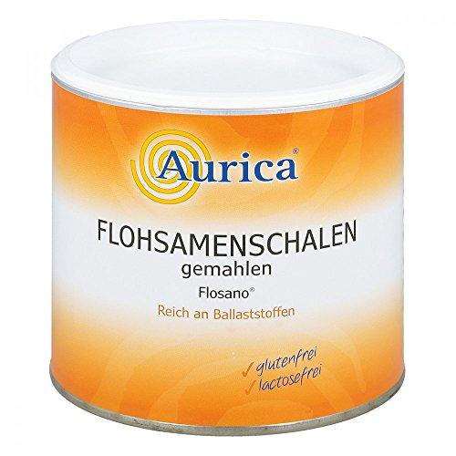 Aurica Flohsamenschalen gemahlen Pulver, 300 g Pulver