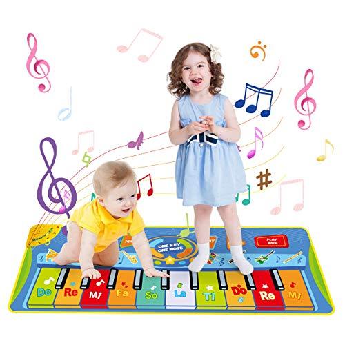 LEADSTAR Tappeto Musicale Bambini, Tappeto...