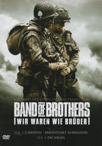 Band of Brothers - Wir waren wie Brüder, Teil 2: Carentan - Brennpunkt Normandie/Die Neuen