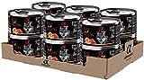 ALPHA SPIRIT Alimento Completo Húmedo para Perros Ternera con Melón - Paquete de 12 x 150 gr - Total: 1800 gr