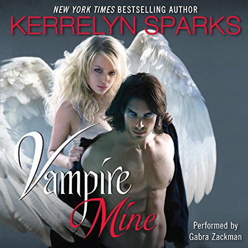 Vampire Mine audiobook cover art