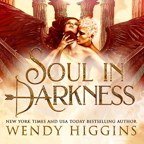 Soul in Darkness audiobook cover art