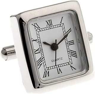Best quartz watch cufflinks Reviews