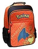 CYP BRANDS Pokémon MC-272-PK Zaino adattabile a trolley, colore: arancione